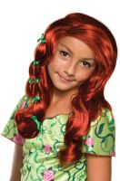 DC Super Hero Girls Poison Ivy Child Wig