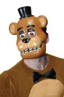 Five Nights at Freddy's Freddy Adult 1/2 Mask