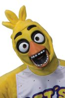 Five Nights at Freddy's Chica Adult 3/4 Mask