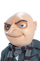 Despicable Me 2 Gru Vinyl Adult Mask