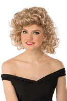 Bad Sandy Adult Wig