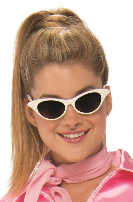 4d4dfc0e444c0 50s Glasses - PureCostumes.com