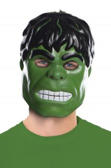 Hulk 1/2 Adult Mask  sc 1 st  Pure Costumes & Incredible Hulk Costumes - PureCostumes.com