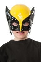 Wolverine Child Mask