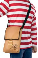 2018 Where's Waldo Messenger Bag