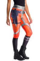 X-Wing Fighter Pilot Adult Leggings