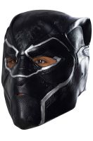 Black Panther 3/4 Vinyl Mask (Child)