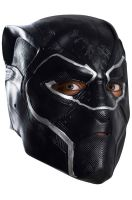 Black Panther 3/4 Vinyl Mask (Adult)