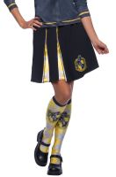 Hufflepuff Skirt Adult Costume
