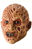 Freddy Krueger Adult Vinyl Mask