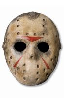 Friday the 13th Deluxe Jason EVA Adult Mask