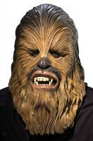 Chewbacca Deluxe Adult Latex Mask