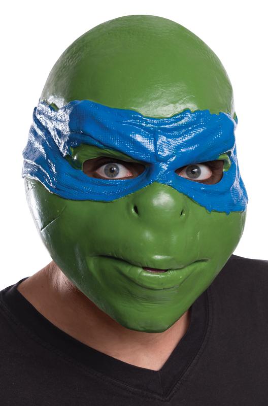 Tmnt Movie Leonardo Adult Mask Purecostumes Com