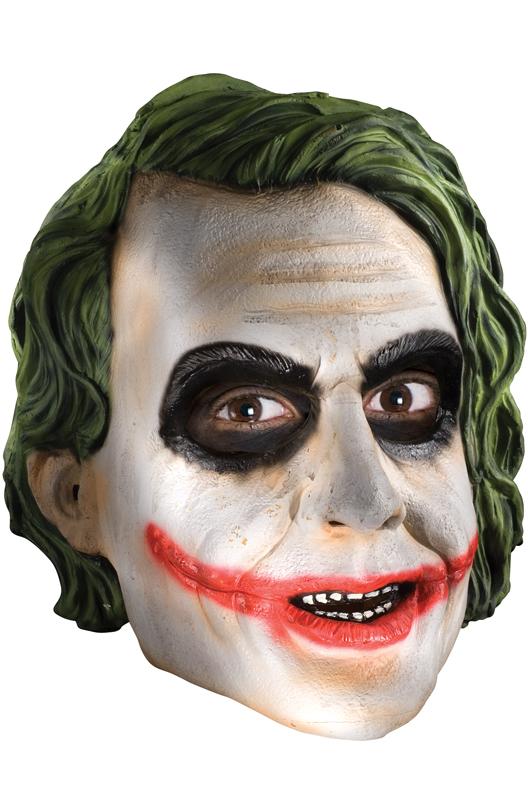 The Dark Knight The Joker Adult Mask - PureCostumes.com