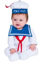 Stay Puft Marshmallow Man Infant Costume