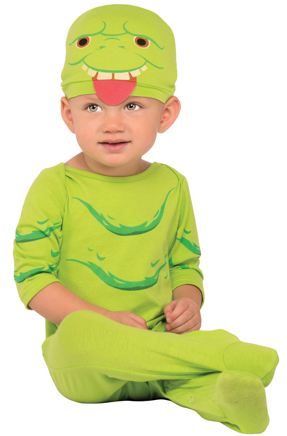 Ghostbusters Slimer Baby Infant Costume