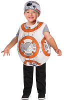 Star Wars VII BB-8 Toddler Costume