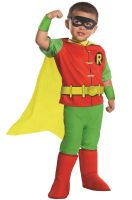 DC Comics Deluxe Robin Toddler Costume
