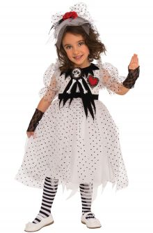2017 New Costume Picks Ghost Girl Child Costume