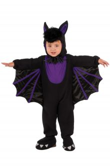 2017 New Costume Picks Bitty Bat Infant/Toddler Costume