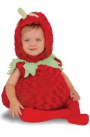 Strawberry Infant/Toddler Costume