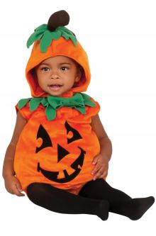 lil pumpkin infanttoddler costume