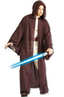 Deluxe Hooded Jedi Robe Adult Costume