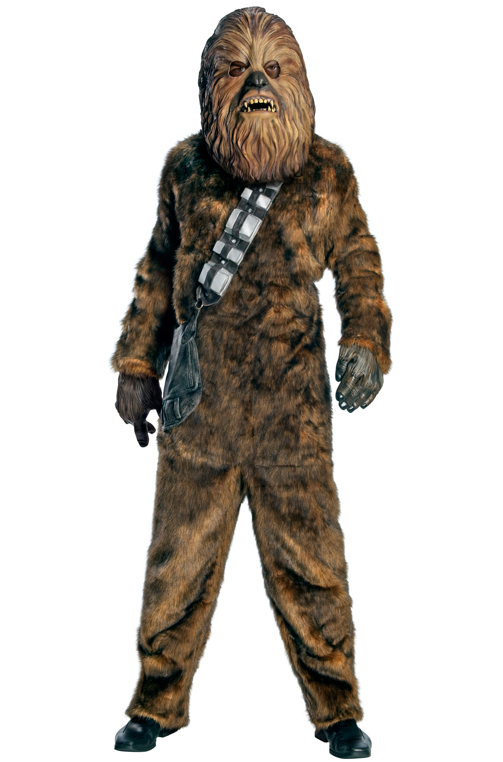 Click Here to buy Star Wars Deluxe Chewbacca Adult Costume from Pure Costumes