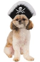 Pirate Hat Pet Accessory