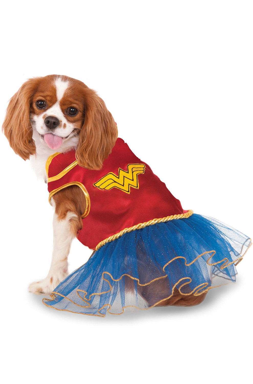 American Horror Story Costume: Wonder Woman Tutu Dress Pet Costume