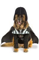 Darth Vader Big Dog Pet Costume