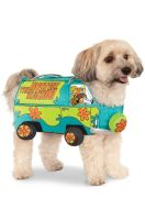 Scooby Machine Pet Costume