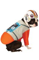 X-Wing Pilot Pet Costume