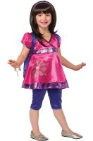 Deluxe Dora Toddler/Child Costume
