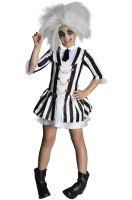 Beetlejuice Girl Child Costume