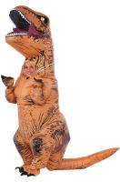 Inflatable Jurassic World T-Rex Child Costume