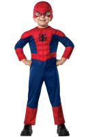 Deluxe Ultimate Spider-Man Toddler Costume