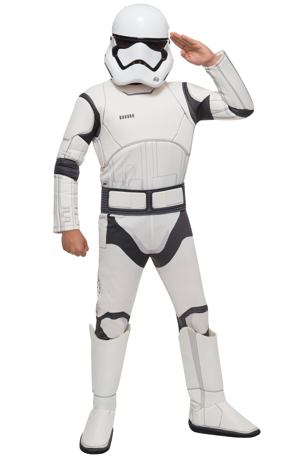 Click Here to buy Deluxe Star Wars Stormtrooper Kids Costume from Pure Costumes