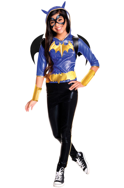 American Horror Story Costume: DC Super Hero Girls Deluxe Batgirl Child Costume