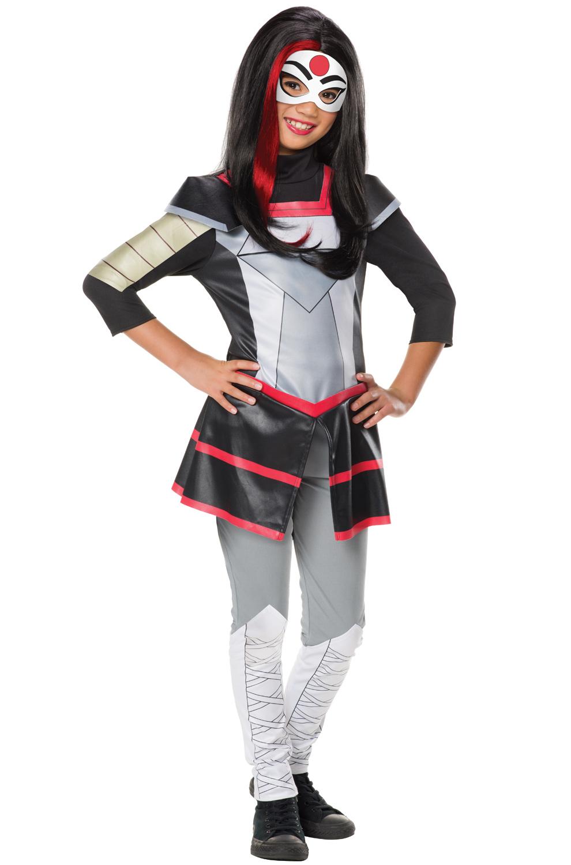 DC Super Hero Girls Deluxe Katana Child Costume  sc 1 st  Pure Costumes & DC Super Hero Girls Deluxe Catwoman Child Costume - PureCostumes.com