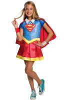 DC Super Hero Girls Deluxe Supergirl Child Costume