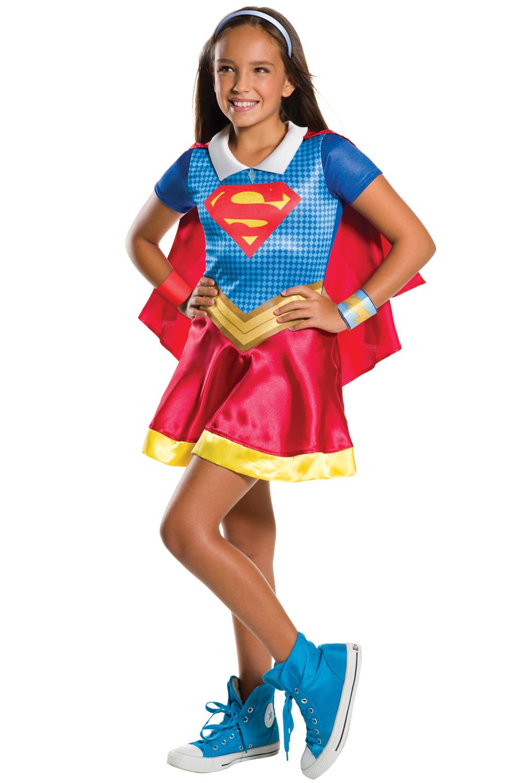 DC Super Hero Girls Supergirl Child Costume - PureCostumes.comSuperwoman Costume For Teenagers