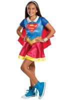 DC Super Hero Girls Supergirl Child Costume