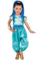 Shimmer and Shine Shine Toddler/Child Costume