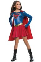 TV Show Supergirl Child Costume