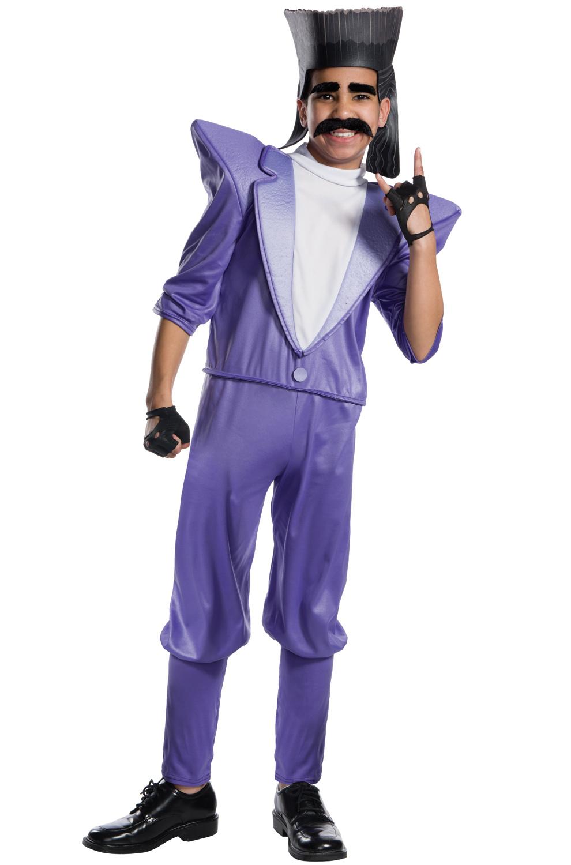 DM3 Balthazar Bratt Child Costume  sc 1 st  Pure Costumes & Despicable Me 3 Costumes - PureCostumes.com