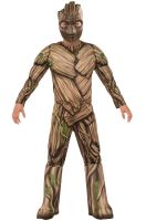 GotG2 Deluxe Muscle Chest Groot Child Costume