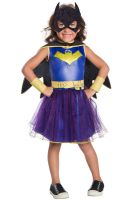DC Comics Deluxe Batgirl Child Costume