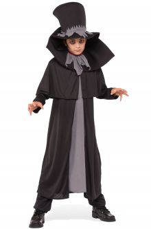 dapper death child costume - Scary Halloween Costumes For Children