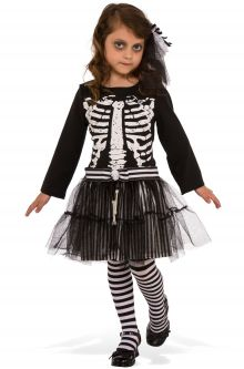 little skeleton child costume - Scary Halloween Costumes For Children